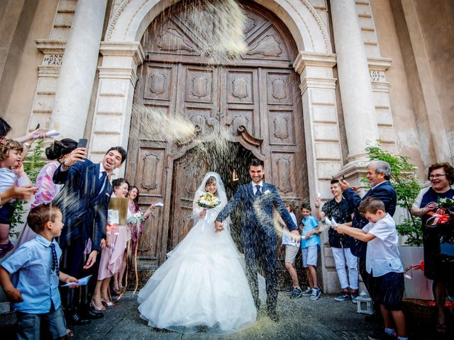 Il matrimonio di Alessandro e Adriana a Treviglio, Bergamo 44
