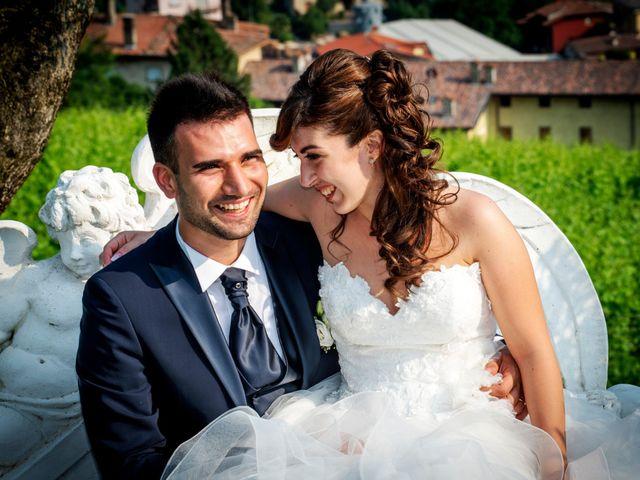 Il matrimonio di Alessandro e Adriana a Treviglio, Bergamo 62