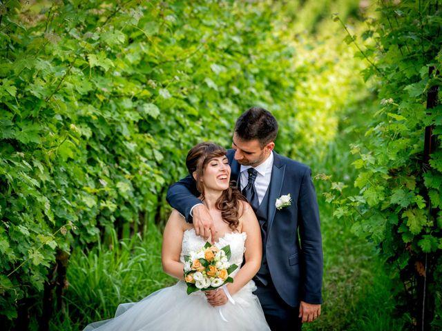 le nozze di Adriana e Alessandro