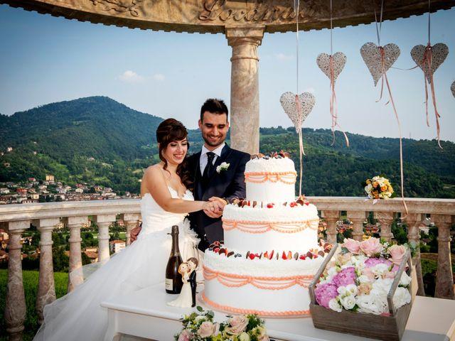 Il matrimonio di Alessandro e Adriana a Treviglio, Bergamo 71