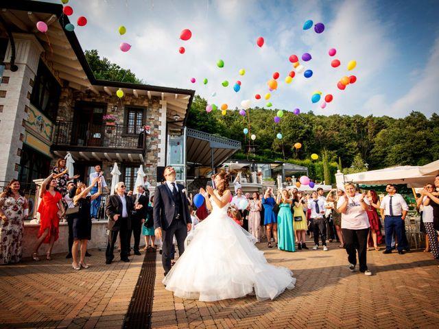 Il matrimonio di Alessandro e Adriana a Treviglio, Bergamo 75