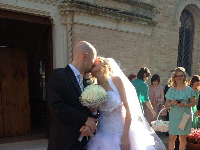 Il matrimonio di Manuel e Francesca a Fermo, Fermo 12
