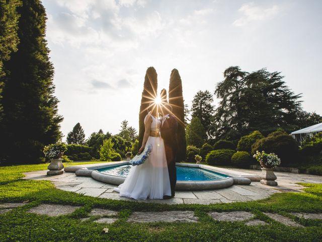 Le nozze di Fernanda e Raffaele