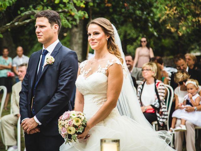 Il matrimonio di Erik e Danja a Sagrado, Gorizia 8