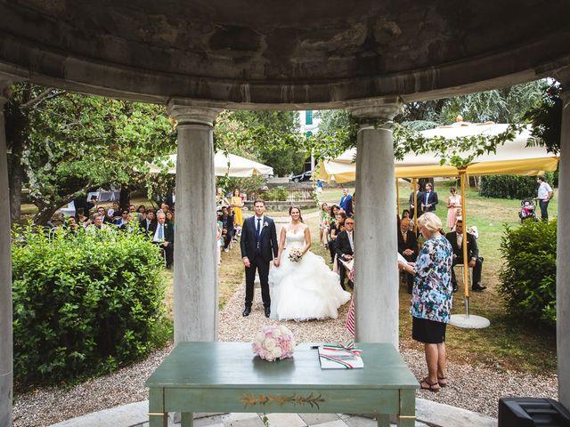 Il matrimonio di Erik e Danja a Sagrado, Gorizia 9