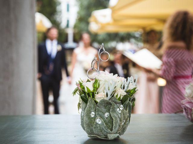 Il matrimonio di Erik e Danja a Sagrado, Gorizia 11
