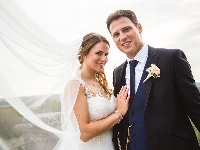 Il matrimonio di Erik e Danja a Sagrado, Gorizia 16