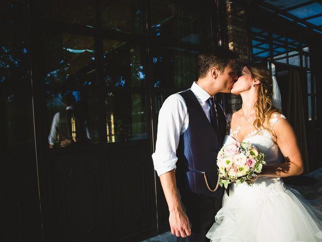 le nozze di Danja e Erik