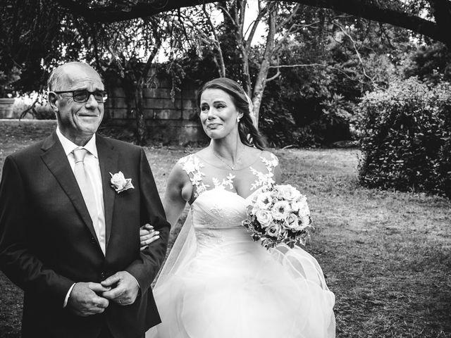 Il matrimonio di Erik e Danja a Sagrado, Gorizia 6