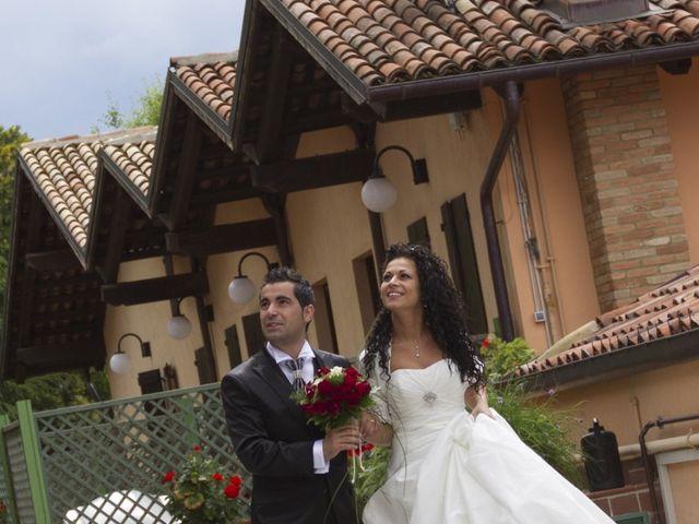 Il matrimonio di Jennifer e Giuseppe a Cocconato, Asti 6
