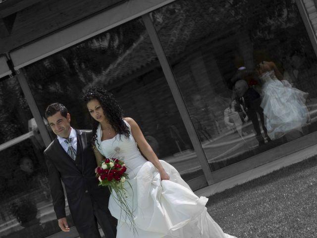 Il matrimonio di Jennifer e Giuseppe a Cocconato, Asti 7