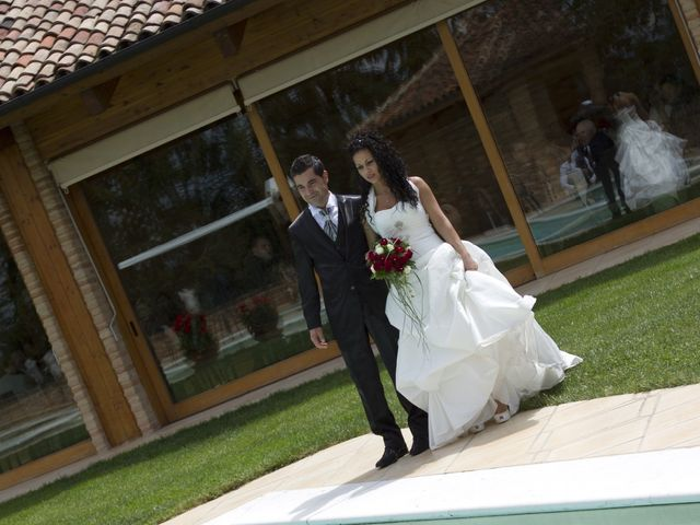 Il matrimonio di Jennifer e Giuseppe a Cocconato, Asti 8