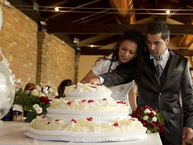 Il matrimonio di Jennifer e Giuseppe a Cocconato, Asti 9