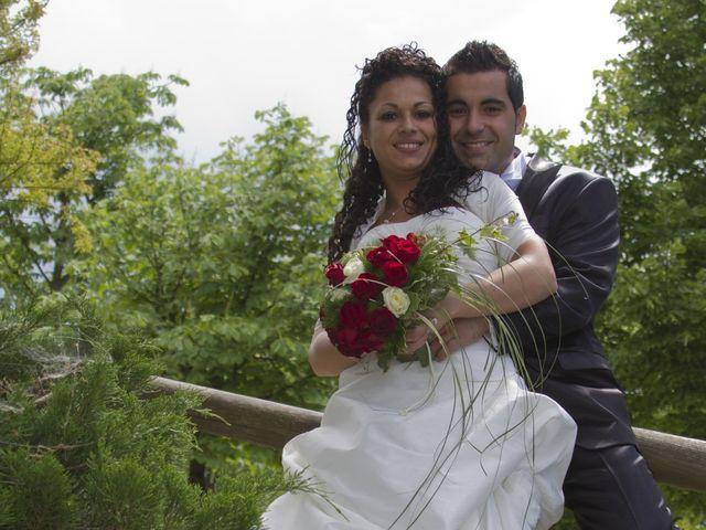 Il matrimonio di Jennifer e Giuseppe a Cocconato, Asti 10