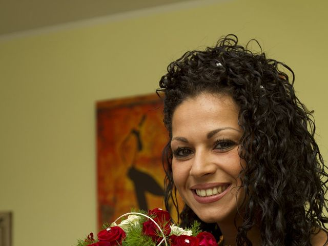 Il matrimonio di Jennifer e Giuseppe a Cocconato, Asti 11