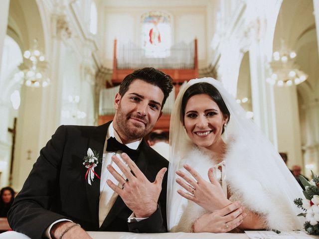 Il matrimonio di Luca e Federica a Brindisi, Brindisi 38