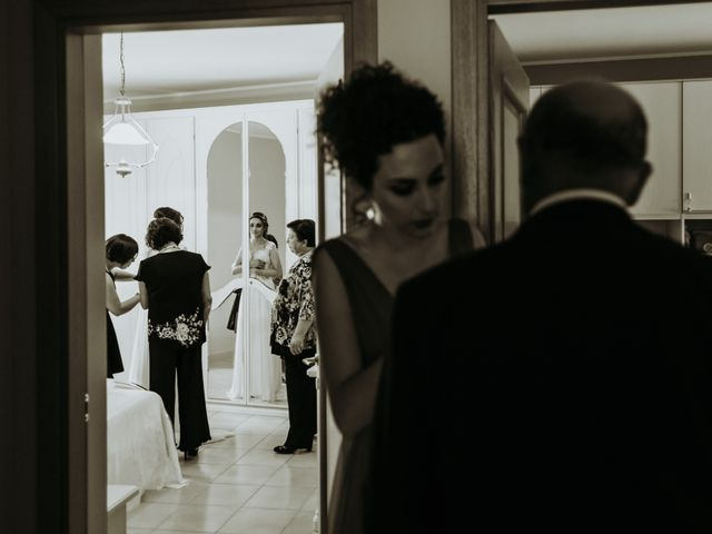 Il matrimonio di Cosimo e Marilena a Spinete, Campobasso 5