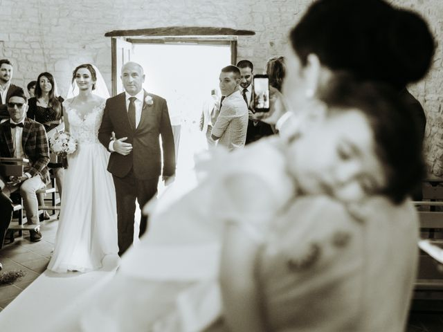 Il matrimonio di Cosimo e Marilena a Spinete, Campobasso 10