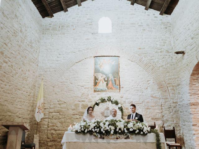 Il matrimonio di Cosimo e Marilena a Spinete, Campobasso 12