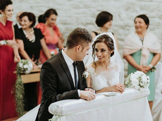 Il matrimonio di Cosimo e Marilena a Spinete, Campobasso 13