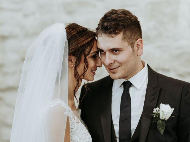 Il matrimonio di Cosimo e Marilena a Spinete, Campobasso 14