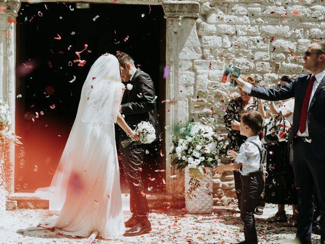 Il matrimonio di Cosimo e Marilena a Spinete, Campobasso 16