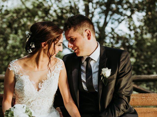 Il matrimonio di Cosimo e Marilena a Spinete, Campobasso 18