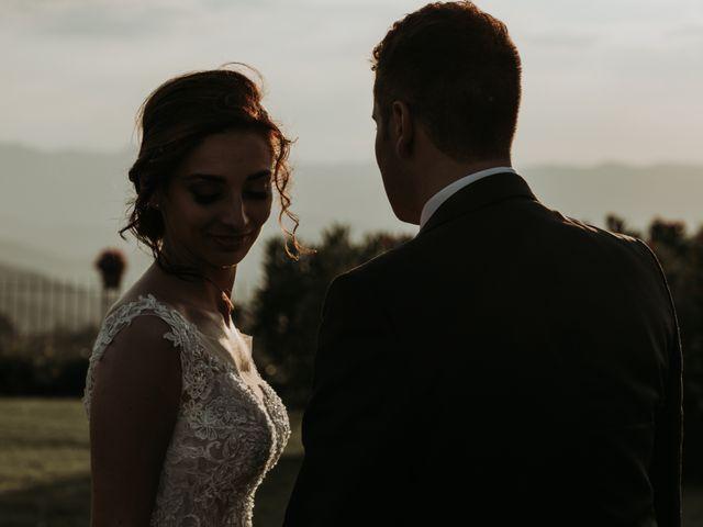 Le nozze di Marilena e Cosimo
