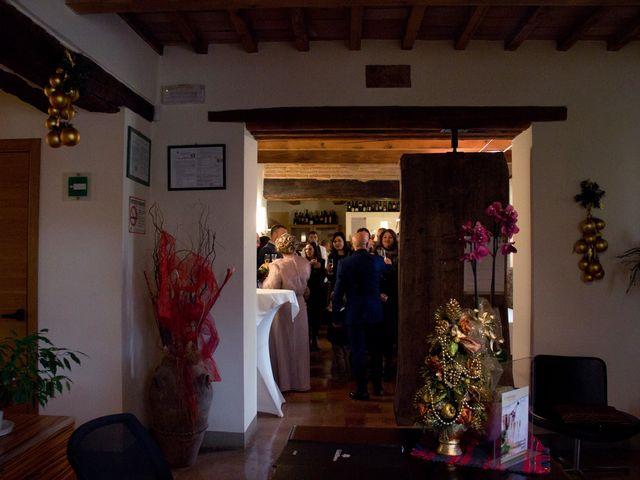 Il matrimonio di Nevio e Gloriana a San Marcello, Ancona 3
