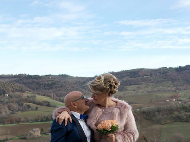 Il matrimonio di Nevio e Gloriana a San Marcello, Ancona 8