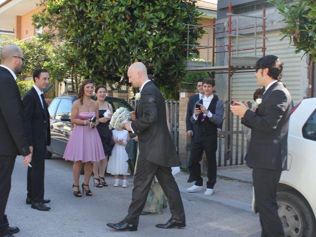 Il matrimonio di Manuel e Francesca a Fermo, Fermo 16