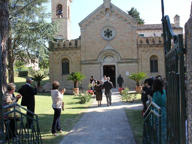 Il matrimonio di Manuel e Francesca a Fermo, Fermo 19