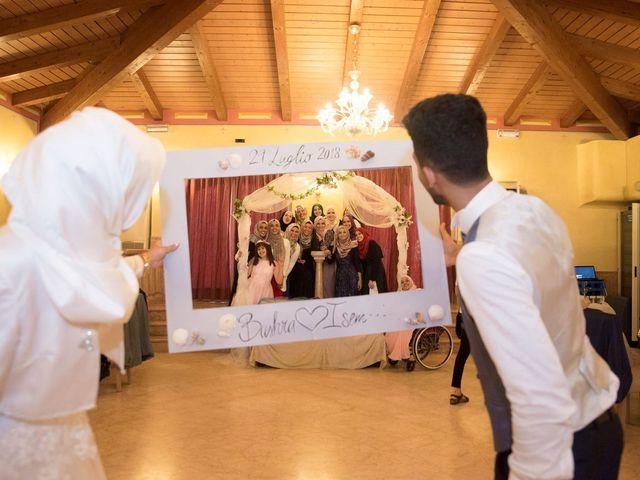 Il matrimonio di Isem e Busha a Brescia, Brescia 2