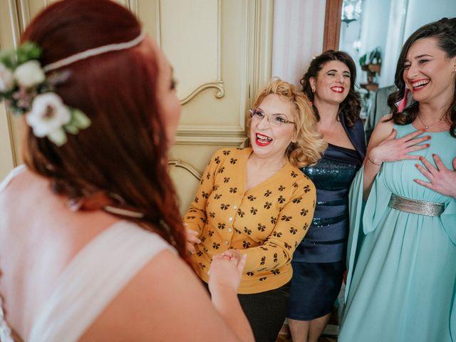 Il matrimonio di Davide e India a Milazzo, Messina 5
