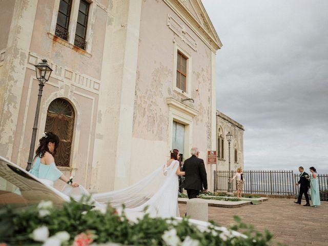 Il matrimonio di Davide e India a Milazzo, Messina 10