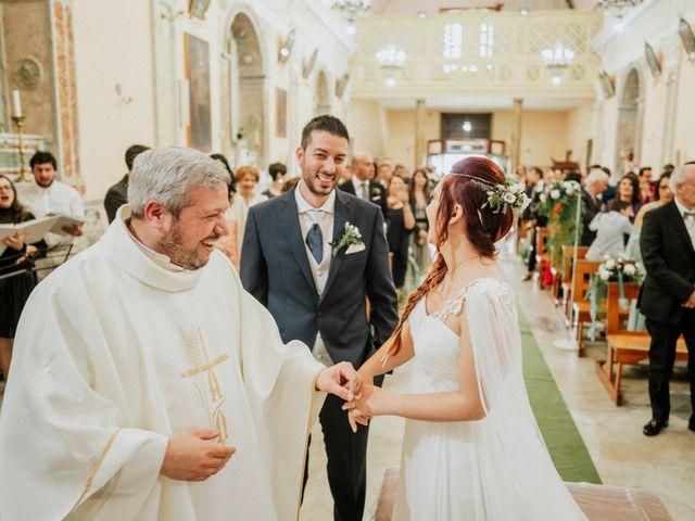Il matrimonio di Davide e India a Milazzo, Messina 11