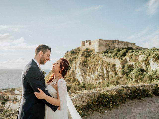 Il matrimonio di Davide e India a Milazzo, Messina 15