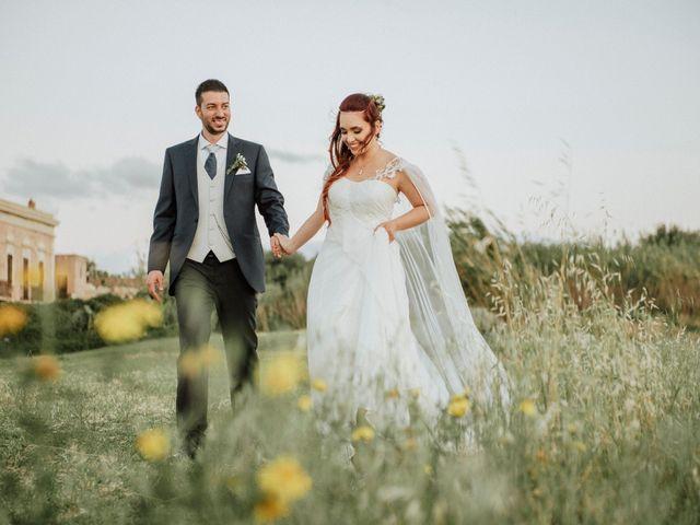 Il matrimonio di Davide e India a Milazzo, Messina 2