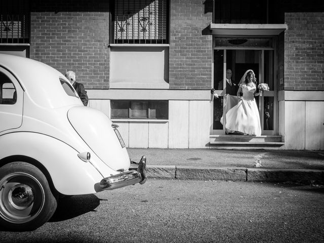 Il matrimonio di Giovanni e Francesca a Caselle Torinese, Torino 1