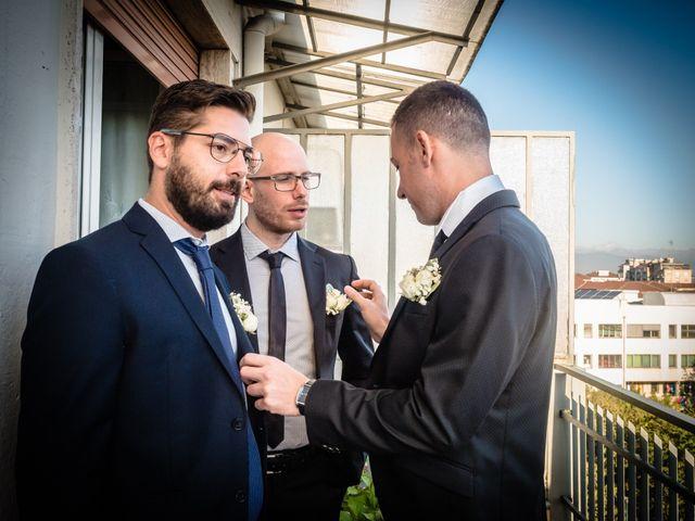 Il matrimonio di Giovanni e Francesca a Caselle Torinese, Torino 17