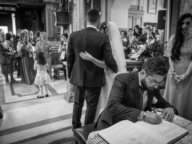 Il matrimonio di Giovanni e Francesca a Caselle Torinese, Torino 32