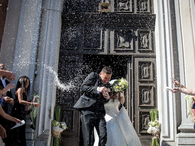 Il matrimonio di Giovanni e Francesca a Caselle Torinese, Torino 35