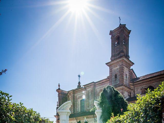 Il matrimonio di Giovanni e Francesca a Caselle Torinese, Torino 36