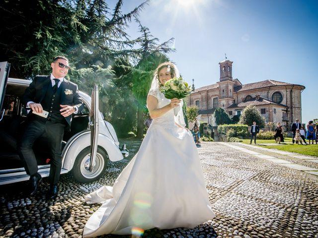 Il matrimonio di Giovanni e Francesca a Caselle Torinese, Torino 38
