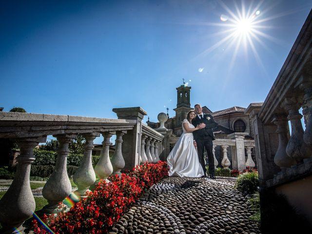 Il matrimonio di Giovanni e Francesca a Caselle Torinese, Torino 45