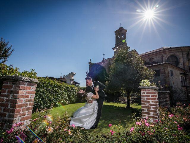 Il matrimonio di Giovanni e Francesca a Caselle Torinese, Torino 46