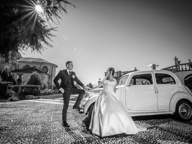 Le nozze di Francesca e Giovanni