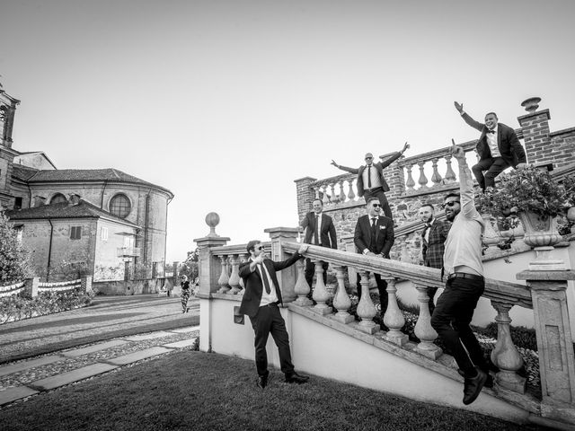 Il matrimonio di Giovanni e Francesca a Caselle Torinese, Torino 49