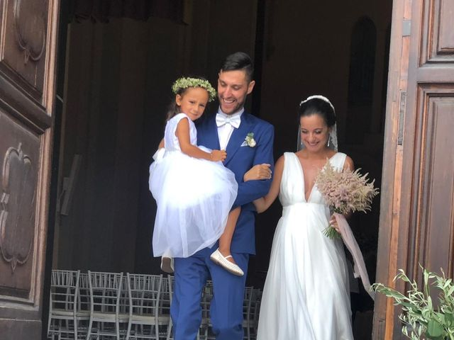 Il matrimonio di Lorenzo  e Josephine  a Impruneta, Firenze 2