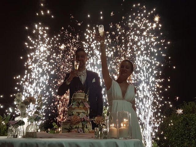 Il matrimonio di Lorenzo  e Josephine  a Impruneta, Firenze 1